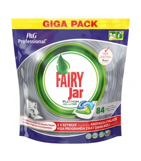 Fairy قرص ماشین ظرفشویی پلاتینوم 84 عددی فیری