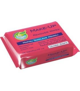 Bii wipes دستمال مرطوب آرایش پاک کن 25 عددی بی وایپز
