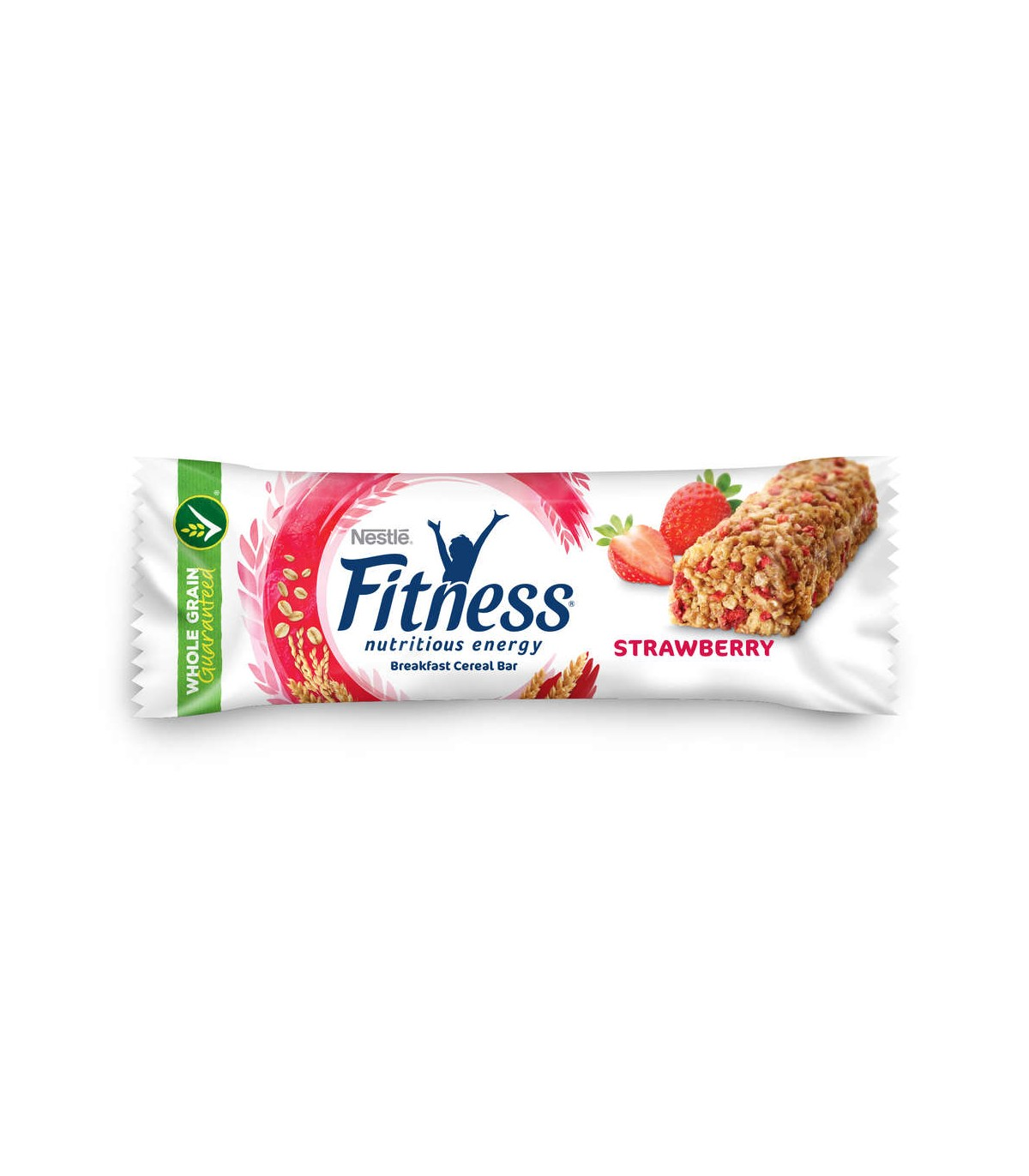 Nestle سریال بار صبحانه فیتنس توت فرنگی 23.5 گرمی نستله