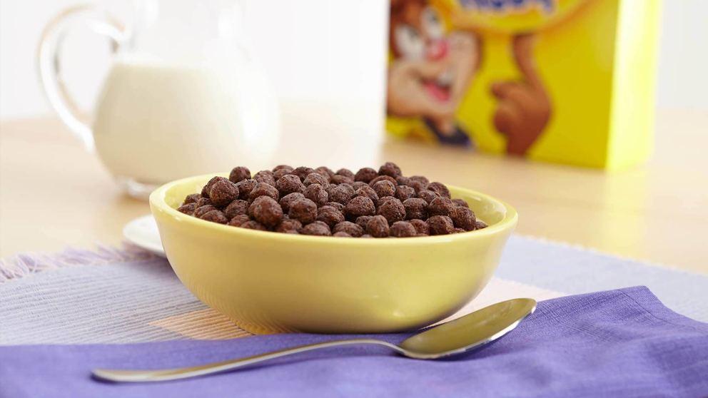 خرید اینترنتی غلات صبحانه ویتامینه شکلاتی نسکوییک