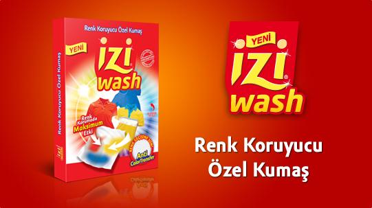 خرید دستمال ضد رنگ دهی لباس ایزی واش ترکیه