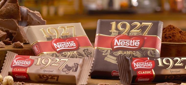 خرید شکلات تلخ 1927 نستله