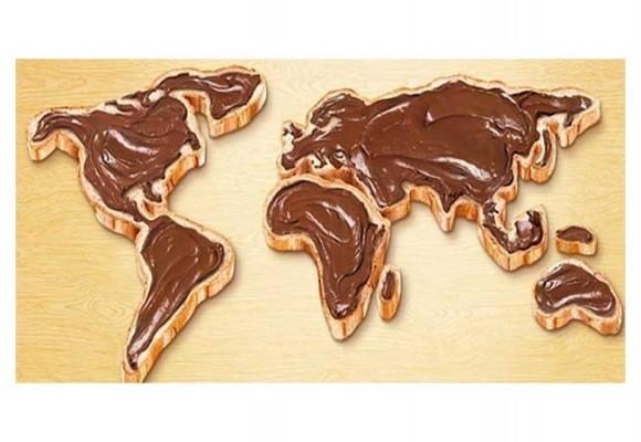 تاریخچه شکلات نوتلا از آغاز تا امروز