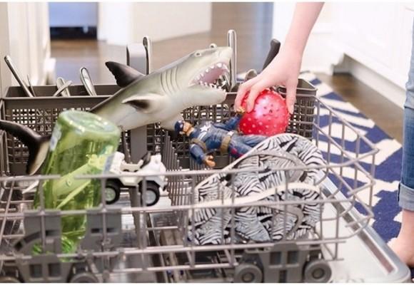 27 وسیله ای که میتوان در ماشین ظرفشویی شست