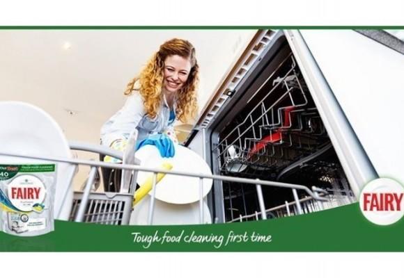 آشنایی با قرص ماشین ظرفشویی فیری پلاتینیوم